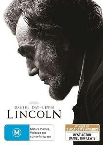 Lincoln (DVD, 2013)