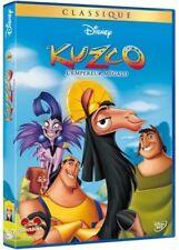 "DVD ""Kuzco, l'empereur mégalo"" -  Disney  n 60  NEUF SOUS BLISTER"