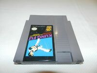 Kung Fu Nintendo NES Game Cart Tested 3 Screw Authentic