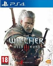 The Witcher 3: Wild Hunt: Day 1 Edition (PS4) VideoGames