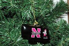 University of Nebraska Cornhuskers Christmas Ornament