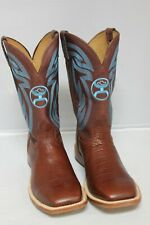 "Twisted X Hooey Wide Square Toe 12"" Boot Men's Size 12"