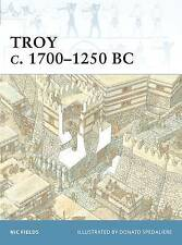 USED (GD) Troy C. 1700-1250 BC (Fortress, 17) by Nic Fields