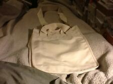 Messenger Bag tote with strap - 100% Organic Cotton Canvas
