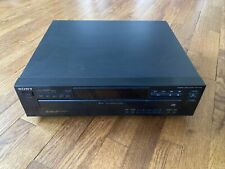 SONY CDP-C265 5 Disc CD Compact Disc Player Carousel Changer
