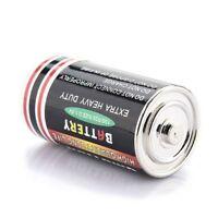 Secret Stash Diversion Battery Shape Safe Money Coins Pill Box Hidden Container