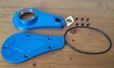 HPI BAJA Alliage/BILLETTE boîte de filtre à air bleu pour LOSI 5IVE-T, KM X2