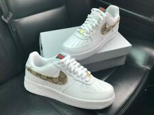 Scarpe Nike Air Force originali Customizzate Gucci