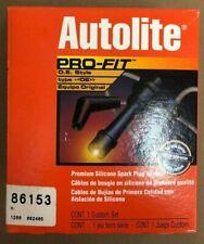 Spark Plug Wire Set-Pro-Fit Autolite 86153