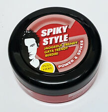 Gatsby Hair Styling Wax Spiky Style, Power and Spikes 75g