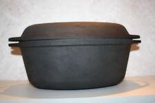 kochtopf aus gusseisen g nstig kaufen ebay. Black Bedroom Furniture Sets. Home Design Ideas