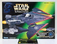 Star Wars Power of the Force Cruisemissile Trooper, 1996, New in Box, SEALED!