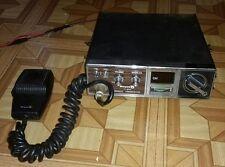 1975 Model I-660 Royce trucker CB Radio 23 Channel mobile w Microphone & bracket