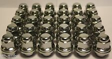 24 X M12 X 1.5 STANDARD REPLACEMENT ALLOY WHEEL NUTS FIT TOYOTA HILUX SURF 03>09