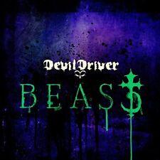Beast - Devildriver (2011, CD NEUF) Explicit