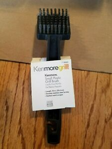 Kenmore Plastic Grill Brush for Cleaning / Scrub BBQ Grills - NEW! 71-10062