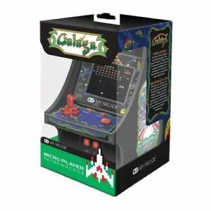 Galaga Micro Player Retro Arcade Game Galaga My Arcade