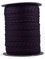 Thin Red Line - 550 Paracord Rope 7 strand Parachute Cord - 1000 Foot Spool