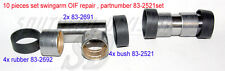 83-2521set Triumph BSA OIF swingarm repairkit 83-2521 83-2691 83-2692 schwinge