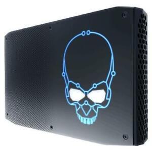 NEW Intel NUC Gen8 Hades Canyon i7 Barebones Gaming Mini PC BOXNUC8I7HNK4