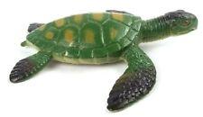 Sea Turtle Ocean Creature Toy Figure Figurine solid PVC Marine Animal Detailed