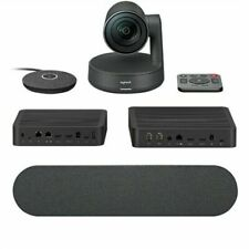 Logitech 960-001225 Rally Plus Ultra-HD Conferencing System
