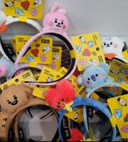 BTS BT21 Baby doll hair band Authentic Goods Line friends OFFICIAL