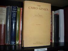 Very Rare CAIRO GENIZA Tetragrammaton New Testament JEHOVAH Watchtower Research