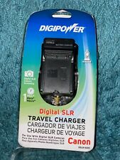 DIGIPOWER CANON DIGITAL SLR BATTERY TRAVEL CHARGER - DSLR-500C