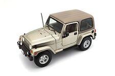G.93d Bburago 18-12014 - Gold Collezione Jeep Wrangler Sahara Scala 1 18 Color