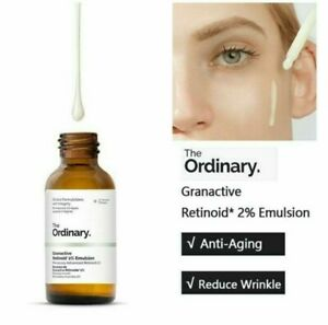 The Ordinary Granactive Retinoid 2% 30ml Emulsion Skin Anti-aging Firming Serum