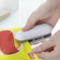 Portable Mini Home Seal Vacuum Food Bag Sealer Packaging Machine Kitchen Tool