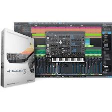 PreSonus Studio One 3 Professional DAW Software - Code Only (Download)