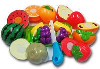 Fingir juego de rol cocina de juguete de alimentos de frutas juego de co Np