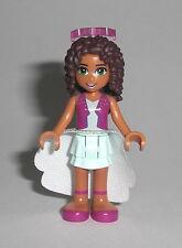 LEGO Friends Popstar - Andrea (41135) - Figur Minifig Heartlake Haus Villa 41135