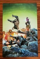 Fantastic Four #1 (2018) Torpedo Comics Exclusive Humberto Ramos Virgin Variant