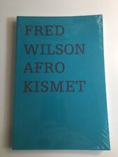NEW Fred Wilson Afro Kismet Pace Gallery SC Free US Ship 2018 SIP