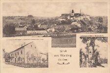 61726- Gruß aus Walding Bezirk Urfahr-Umgebung mit Handlung Rechberger 1924