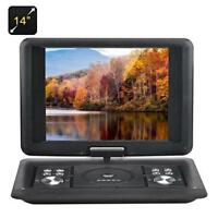 Portable DVD Player - BW 14 Inch Portable DVD Player With Copy 270
