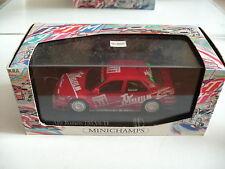 Minichamps DTM '94 Alfa Romeo 155 V6 TI Chr. Danner #11 in Red on 1:43 in Box