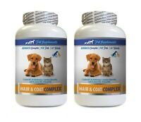 cat skin and itch relief treats - PETS HAIR AND COAT COMPLEX 2B - cat vitamins