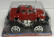 Red Super Extreme Monster Truck Mania