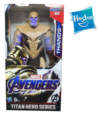12' Hasbro Marvel Avengers Titan Hero Power FX Thanos Endgame Action Figure Toy