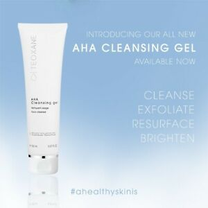 NEW PRODUCT Teoxane AHA Cleansing Face Gel 150ml