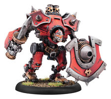 Warmachine Khador Berserker / Mad Dog / Rager Heavy PIP33106 -- Used Out of Box