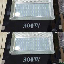 FARO FARETTO SLIM A LED LUCE FREDDA 2 PEZZI 300W 90LUMENS A W ESTERNO IP66