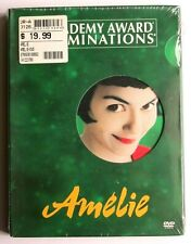 Amelie Dvd 2-Disc Set, Special Edition widescreen Brand New
