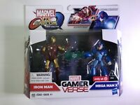 NEW Marvel Gamerverse vs Capcom Infinite Iron Man & Mega Man X Exclusive Act