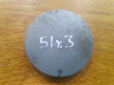 Mild Steel Circle Plate 51 x 3mm Thick