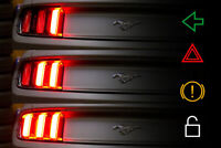 Sequential Tail Lights (USDM) 2010-2019 Ford Mustang  Pair Diode Dynamics